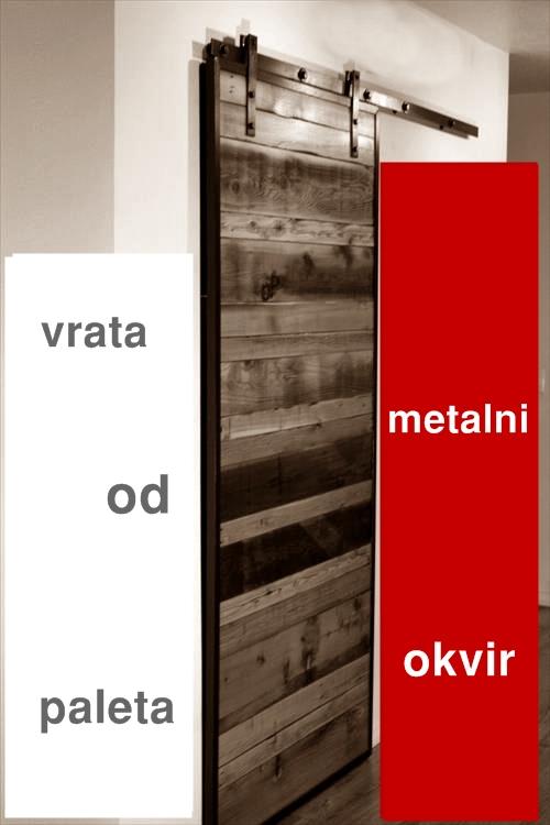 vrata od paleta metalni okvir2