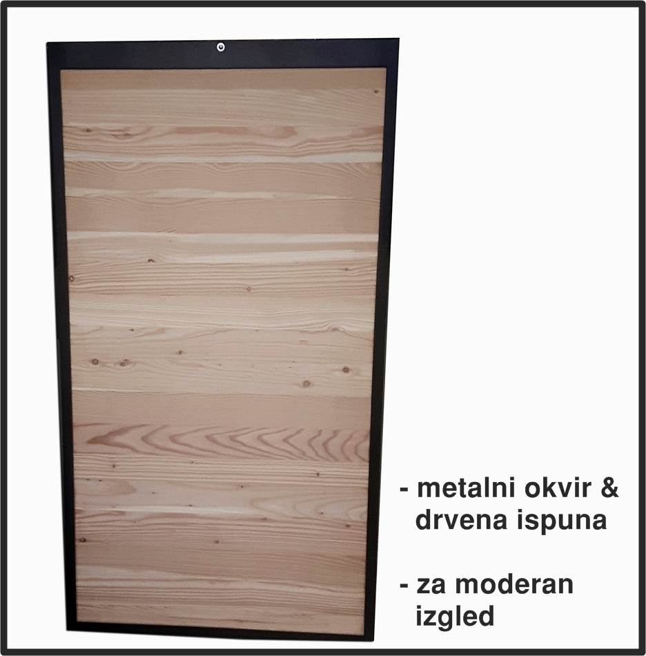 jednokrilna klizna vrata moderan stil vrata za vodilice za klizna vrata okov za klizna vrata