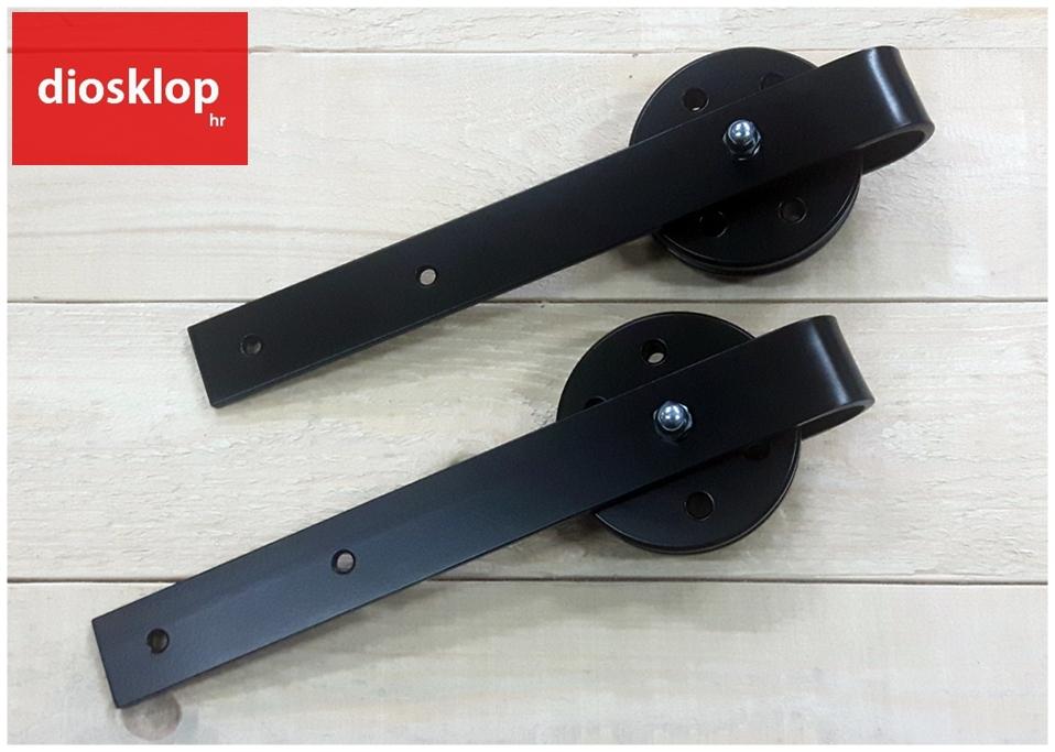 vodilice za klizna vrata 120d10A okov za klizna vrata za drsna vrata
